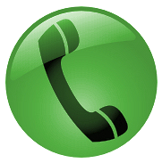 phone icon green