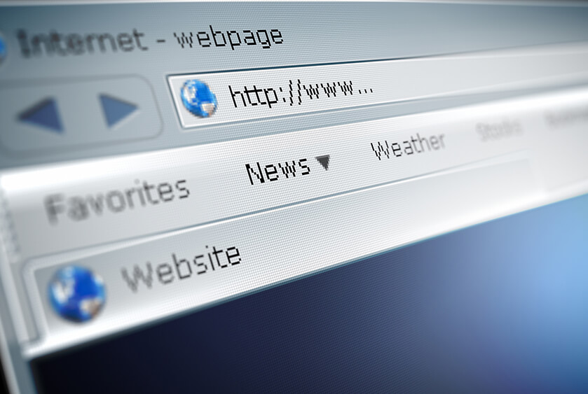 Domain Names and Websites